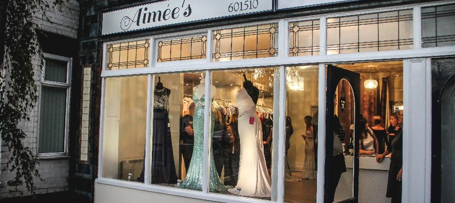 Evening dresses northampton